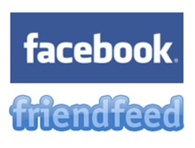 Facebook friendfeed
